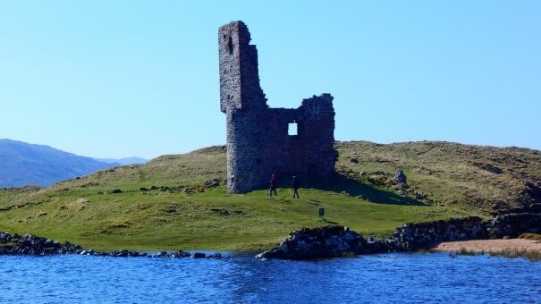 Cruachan Holiday Home | Ardvreck Castle